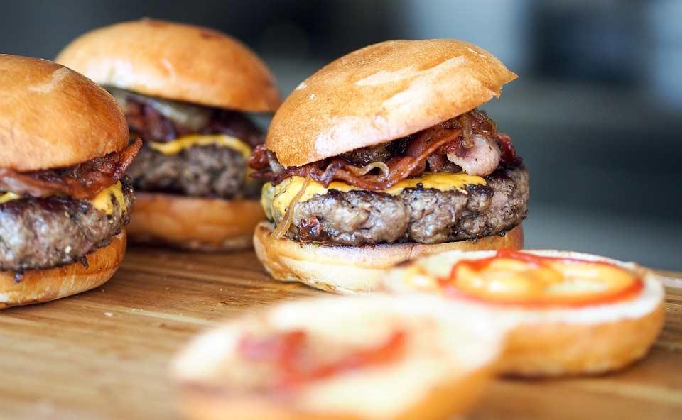 Receta fácil de hamburguesas caseras