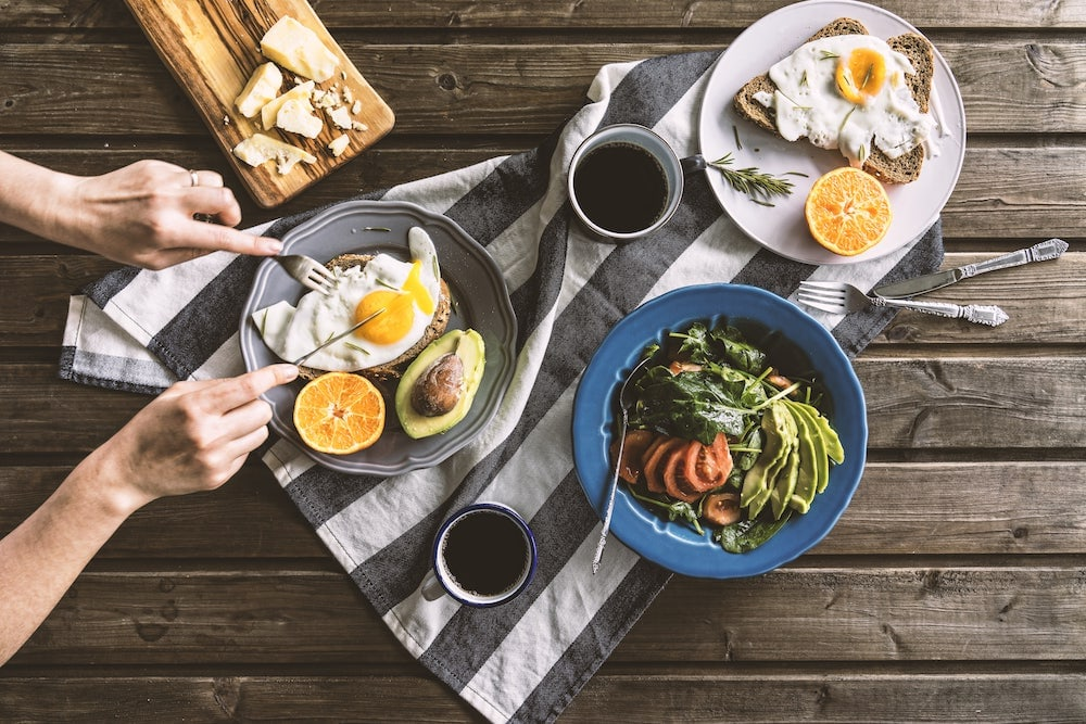 6 cosas saludables para cada mañana