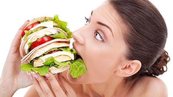 adicción comida