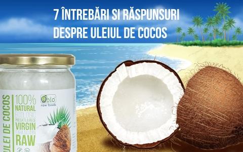 7 preguntas y respuestas sobre el aceite de coco, beneficios y usos para la salud – Obio Blog