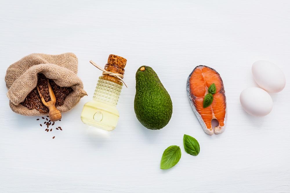 Grasas saludables (insaturadas) y grasas no saludables