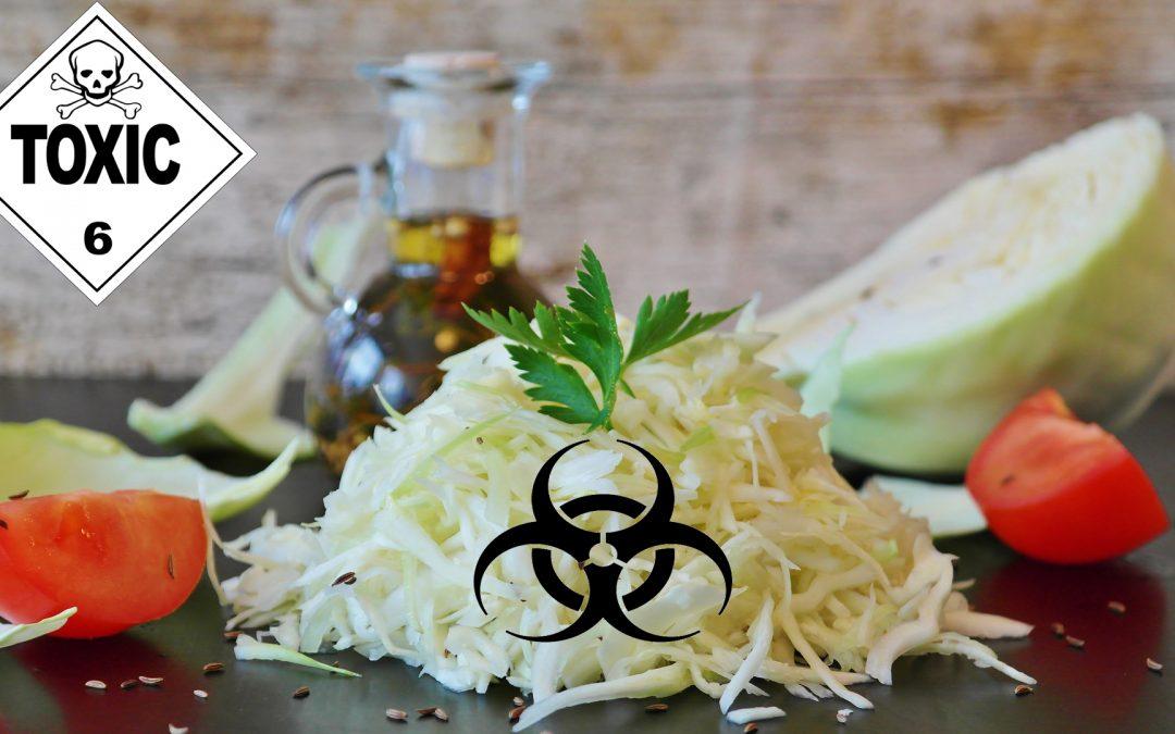 Â¡El repollo, un alimento lleno de toxinas!  – Bodytec