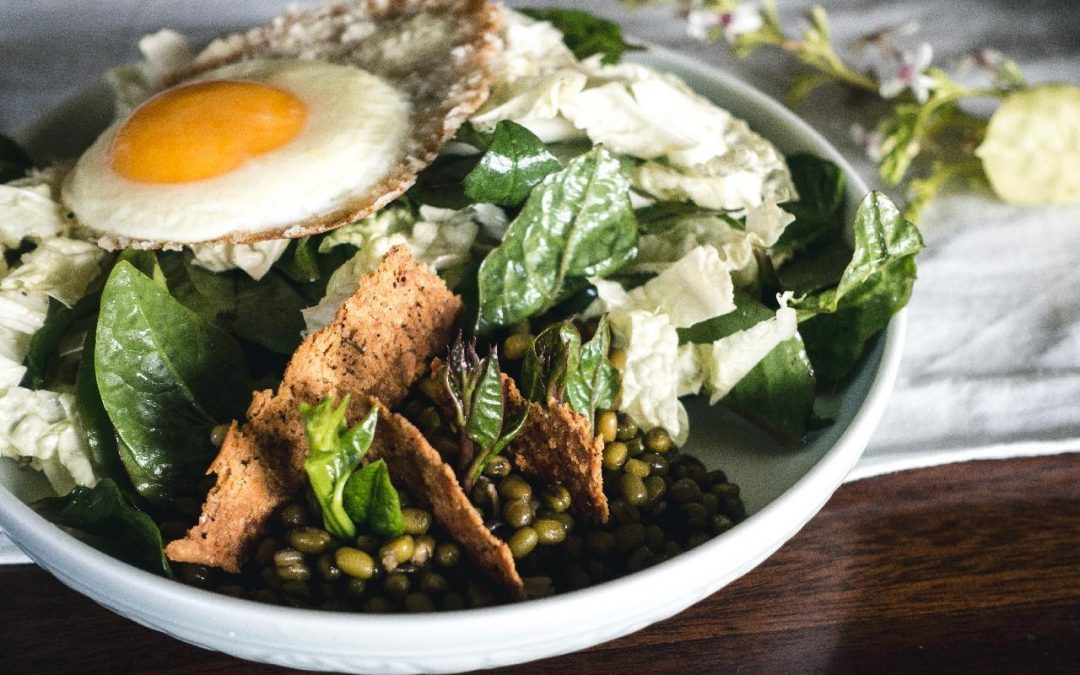 5 trucos para comer sano durante el aislamiento en casa